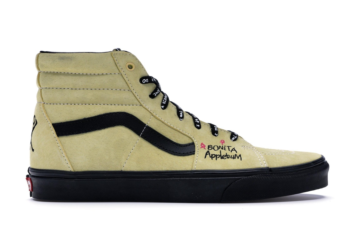 Sell. or Ask. Size 9. View All Bids. Vans Sk8-Hi A Tribe Called Quest ( Yellow) acbde8620