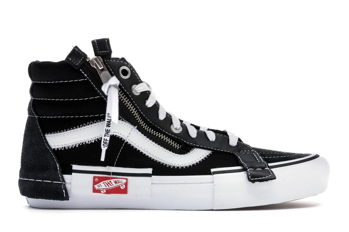 b3ae34bae413c4 Sell. or Ask. Size  9.5. View All Bids. Vans Sk8-Hi Deconstructed Black