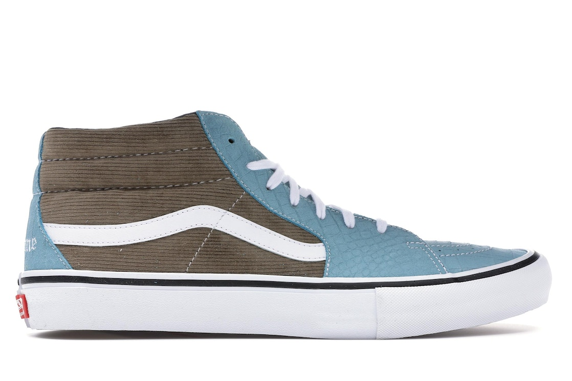 cbc1b45c47d237 Sell. or Ask. Size  10. View All Bids. Vans Sk8-Mid Supreme Croc Corduroy  ...