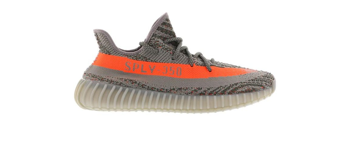 Adidas Yeezy Boost 350 V2 Infrared BY9612 Black and Red From