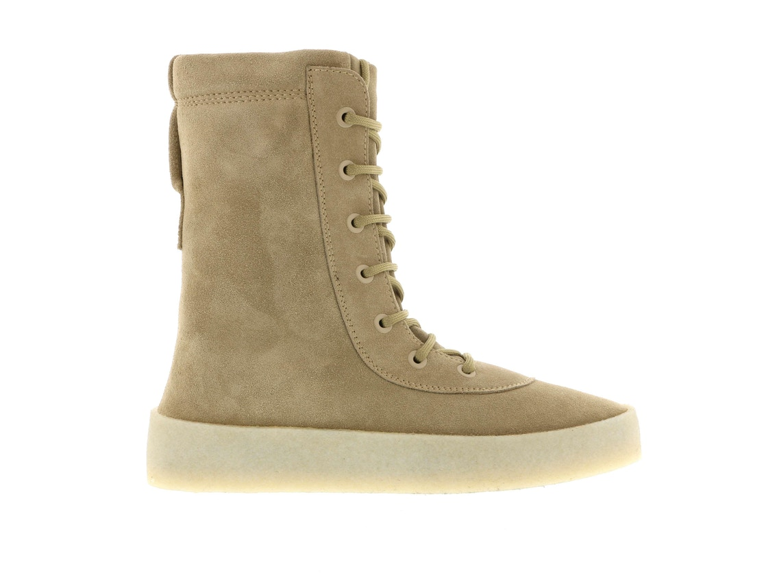4e6ea05d595 Sell. or Ask. Size  42. View All Bids. Yeezy Military Crepe Boot Season 2  Taupe