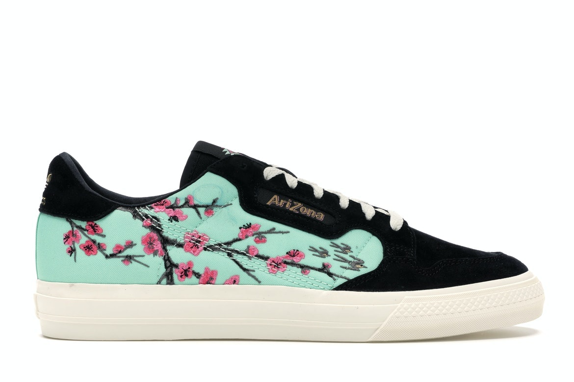 adidas Continental 80 Vulc AriZona Iced Tea Black