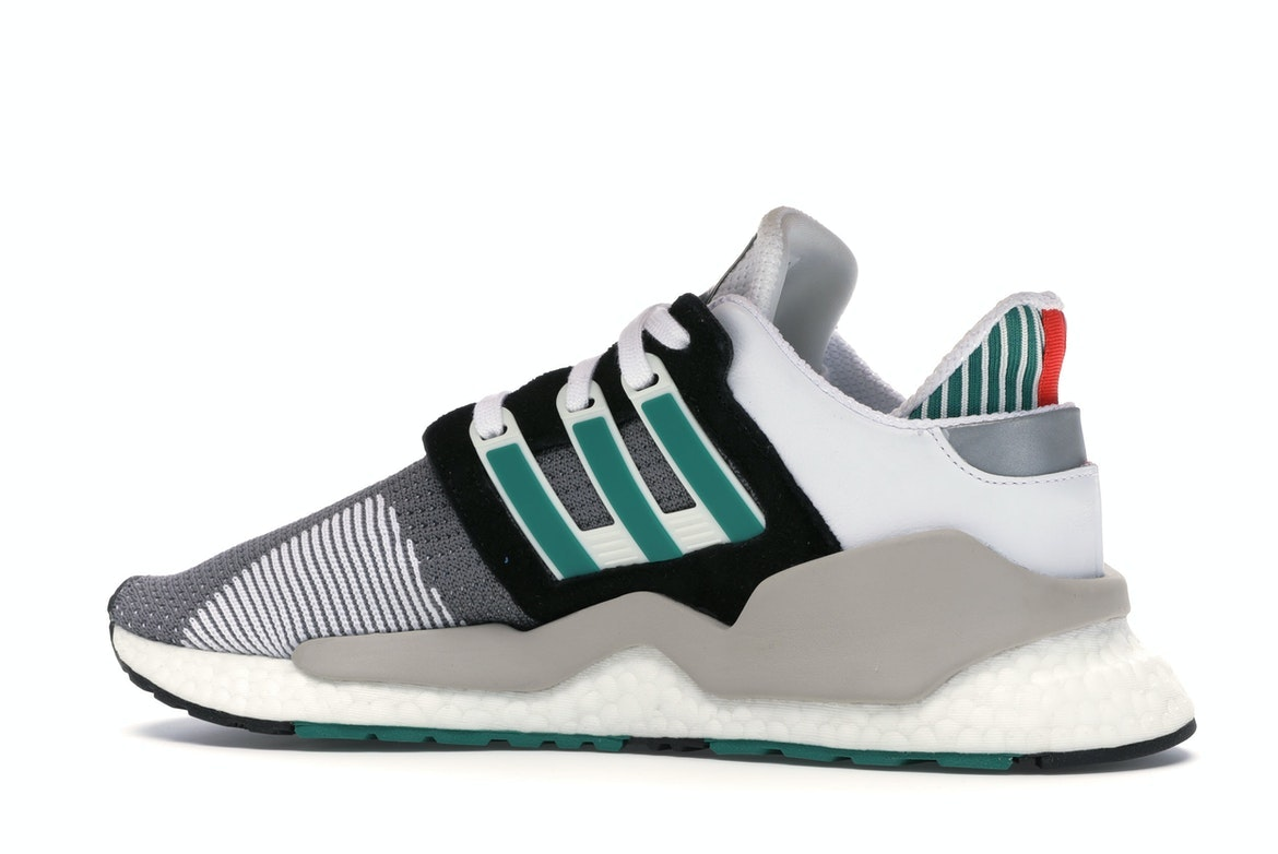 adidas EQT Support 9118 Core Black Sub Green