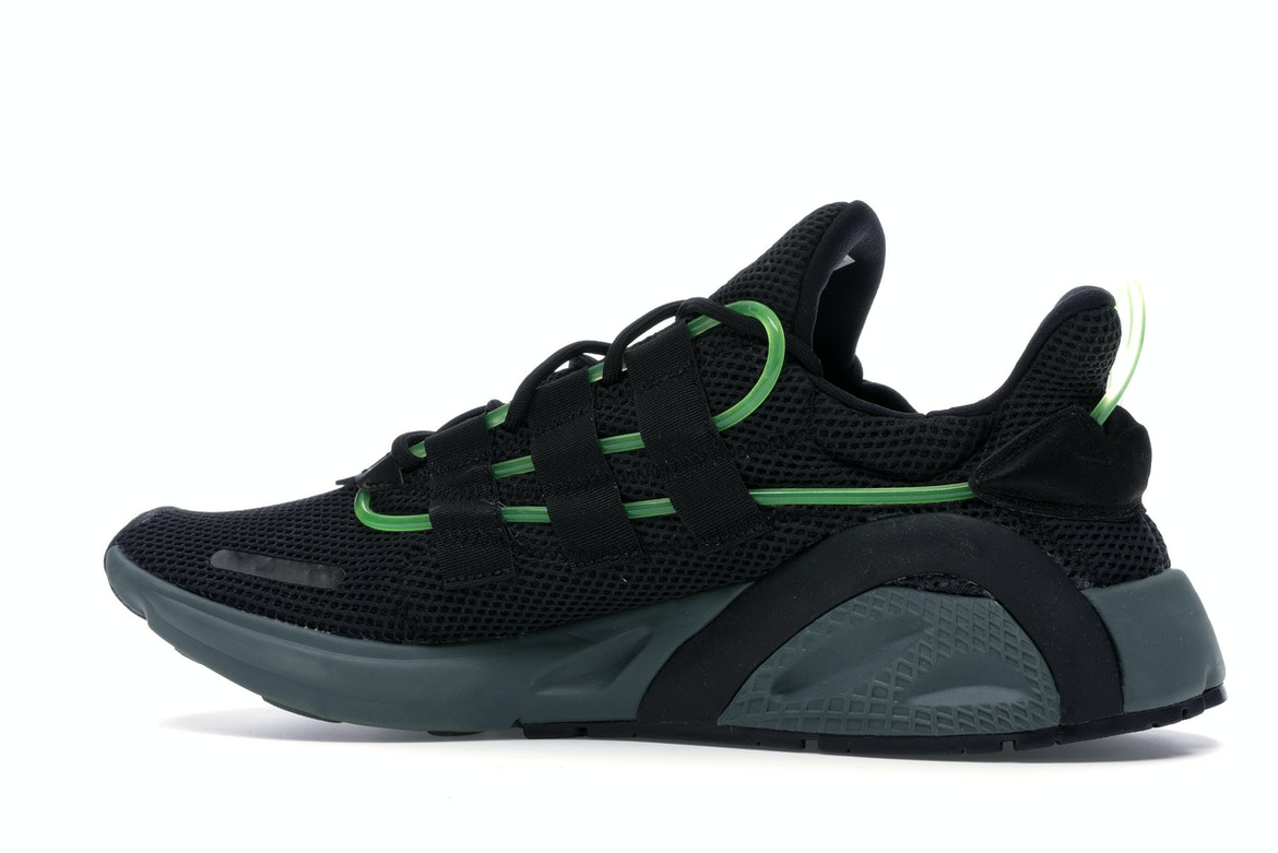 adidas LXCON Black Green EF9678