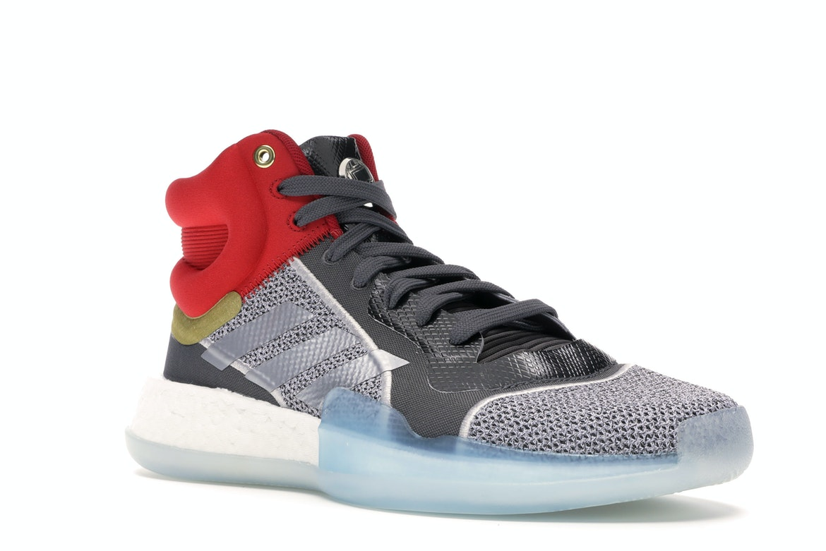 adidas Marquee Boost Mid Marvel Thor