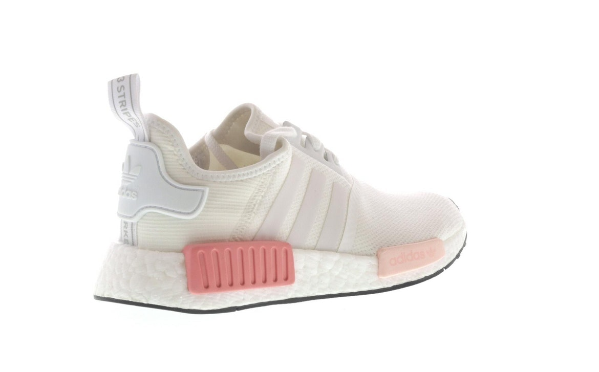 adidas nmd blanche rose