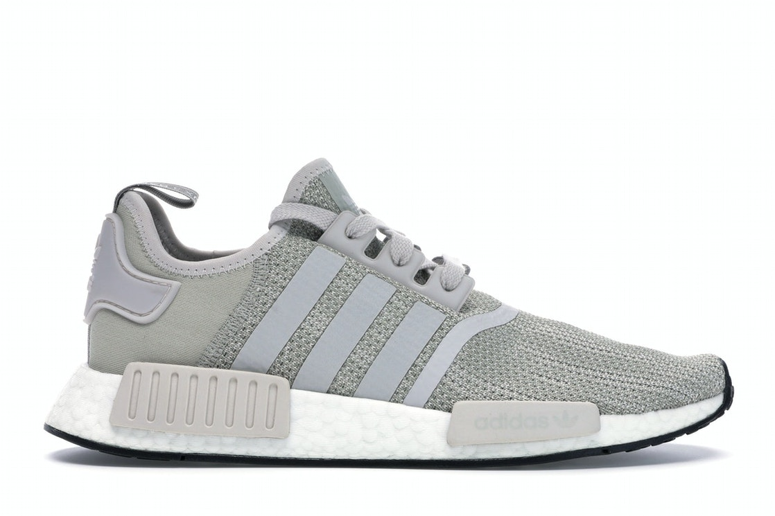 super popular 216a2 b3257 adidas Nmd r1 Sesame Grey-White