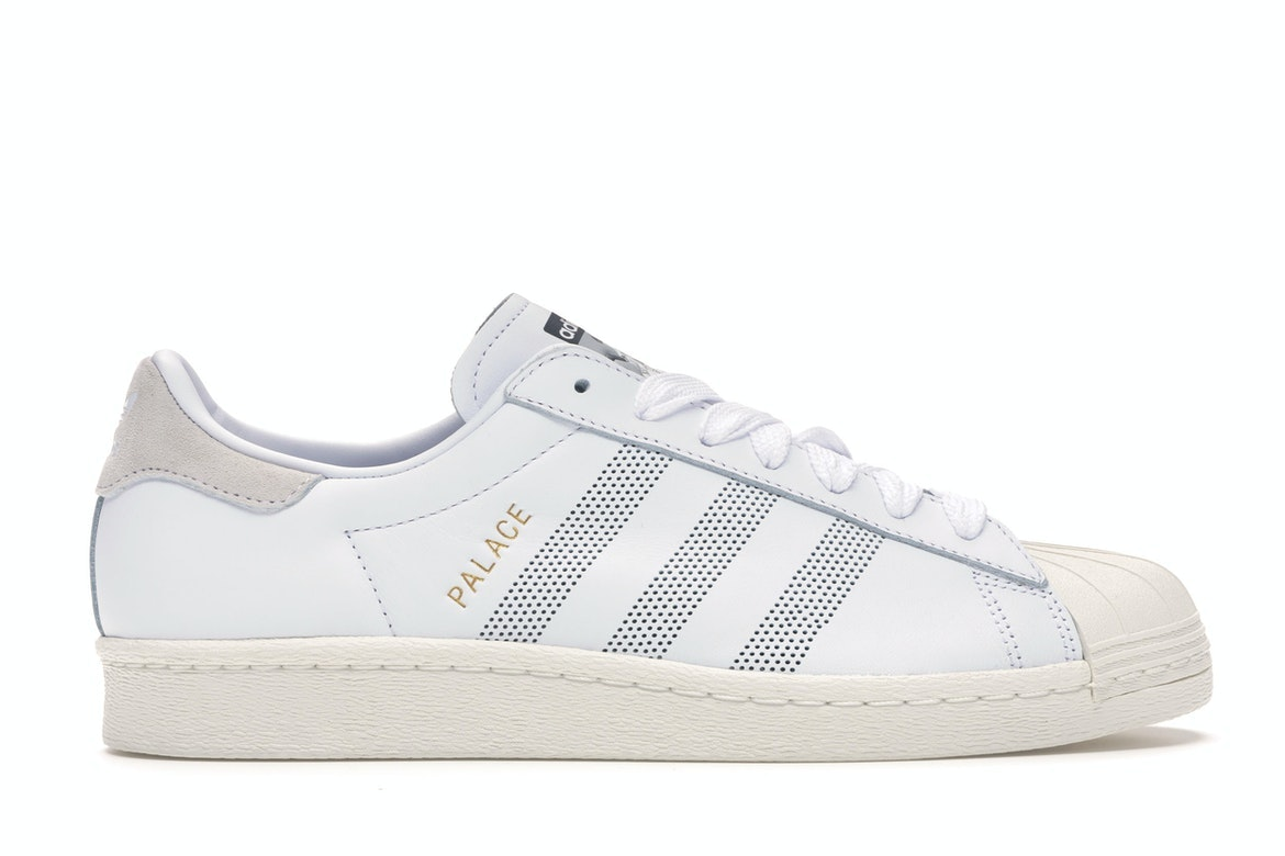 White Adidas Superstar Superstar Sneakers Palace Palace White Adidas 1cFlJTK