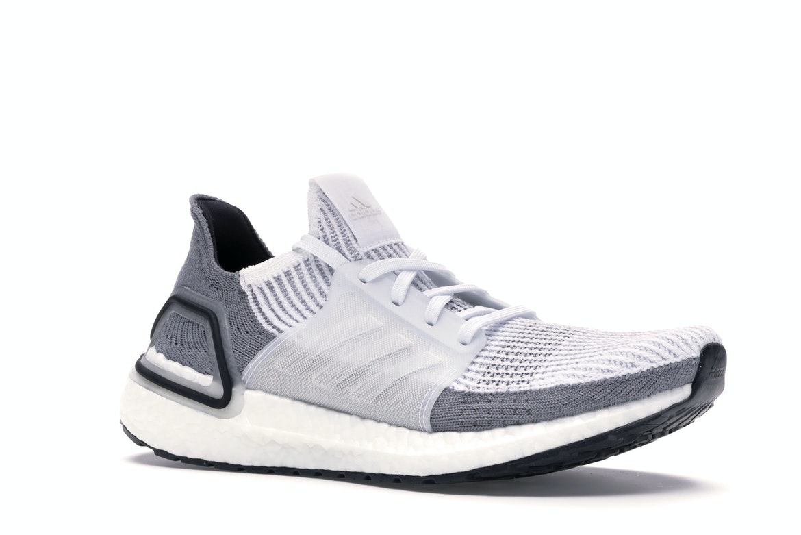 adidas Ultra Boost 19 Cloud White Grey Two (W)