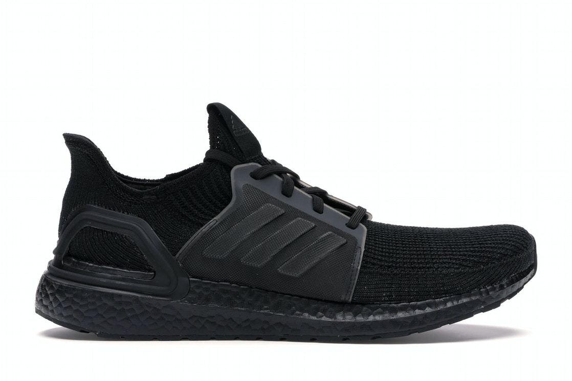 check out af615 9791f adidas Ultra Boost 2019 Triple Black