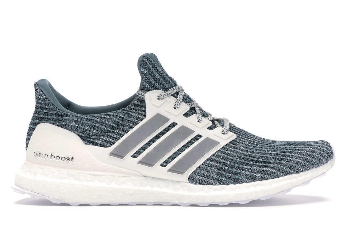 4521f21f adidas Ultra Boost 4.0 Parley Running White - CM8272
