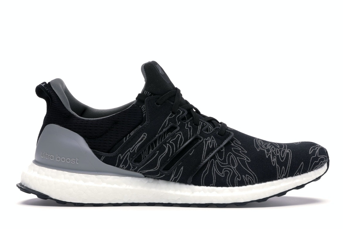 1a433af2 adidas Ultra Boost Undefeated Performance Running Black - BC0472