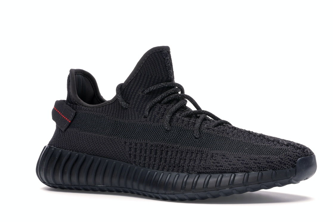 new styles f5c40 3a958 adidas Yeezy Boost 350 V2 Black (Non-Reflective)
