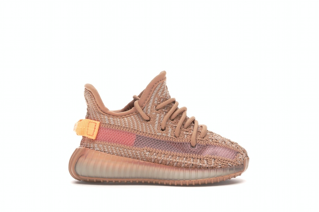 hot sale online 870a7 8198b adidas Yeezy Boost 350 V2 Clay (Infant)