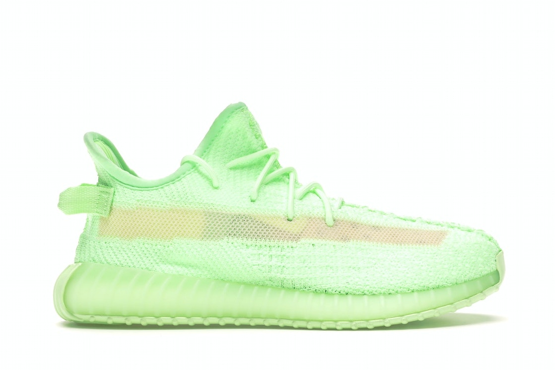 best authentic 4e4ba 57aa1 adidas Yeezy Boost 350 V2 Glow (Kids)