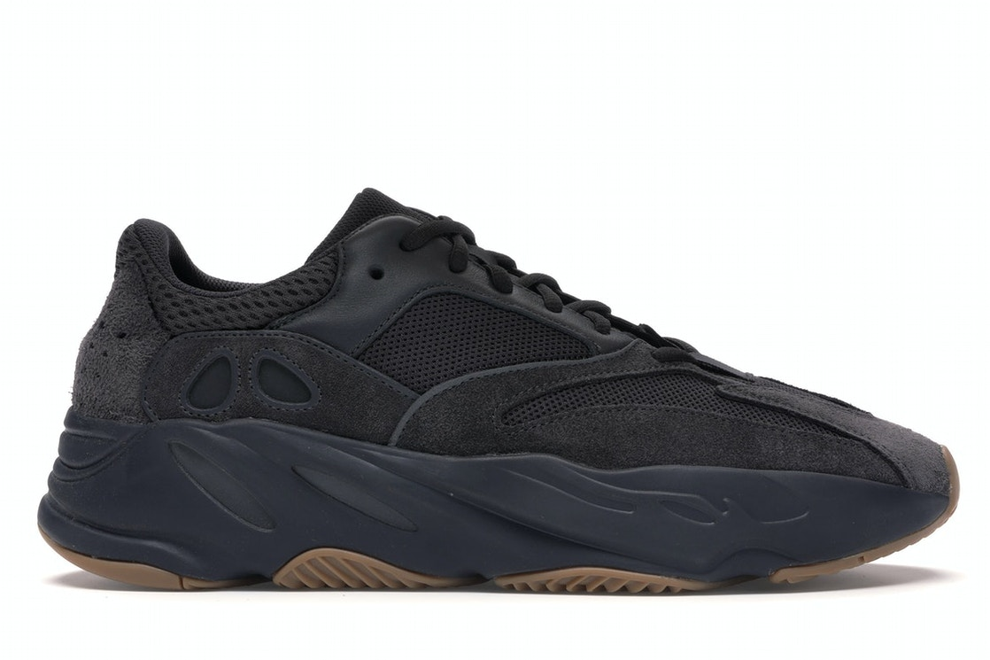 reputable site 791f8 ae8c2 adidas Yeezy Boost 700 Utility Black