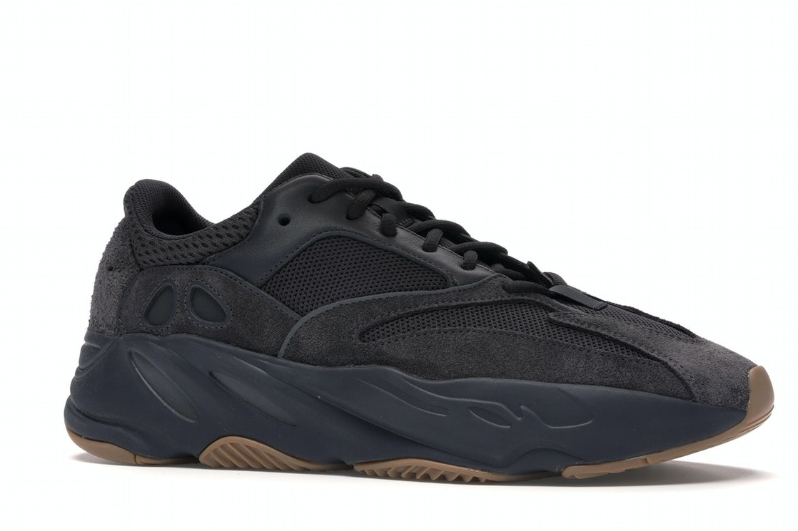 purchase cheap 100% high quality how to buy adidas Yeezy Boost 700 Utility Black - FV5304