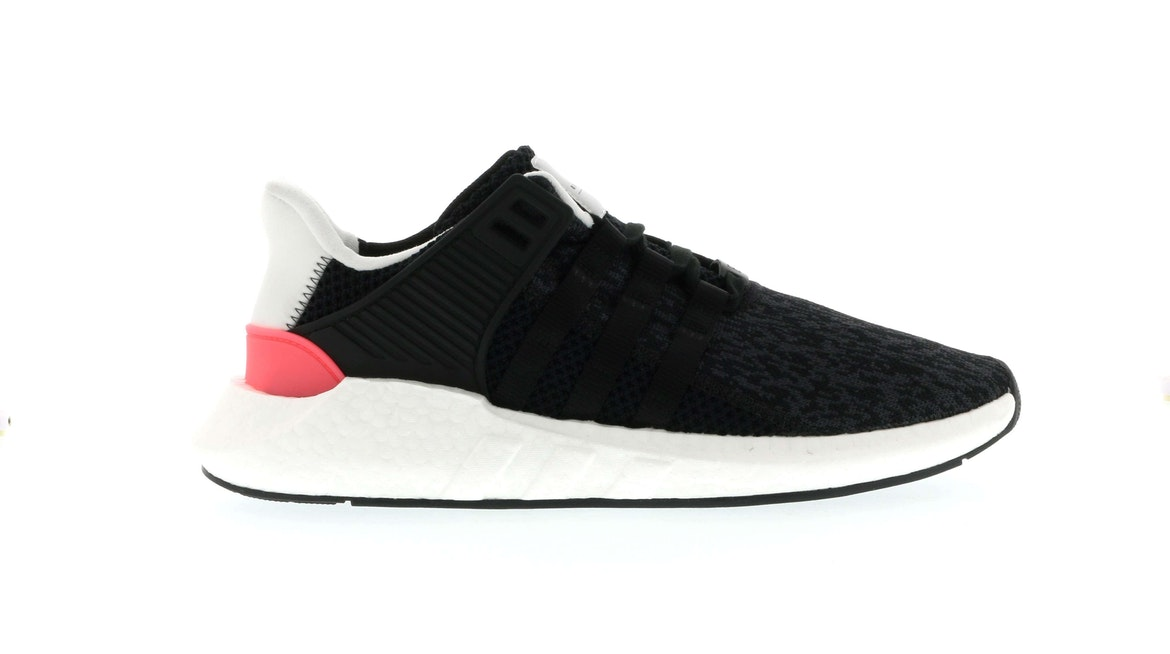 Adidas EQT Running Support 'Oddity' (Black & Red Beauty) END.