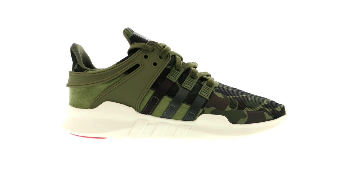 brand new 6e7ce f54bd Sell. or Ask. Size 9. View All Bids. adidas EQT Support ADV Camo Olive
