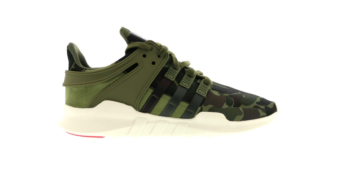 factory authentic 7b0fb 1a0f2 ... cushion adv olive camo release date ac7722 medial 3e717 8bc44 coupon  for adidas eqt support adv camo olive a80b4 9bc11