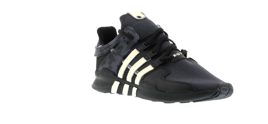 1859767edc3a ... adidas EQT Support ADV Undefeated adidas EQT Support 9317 Core Black  White BY9509 ...