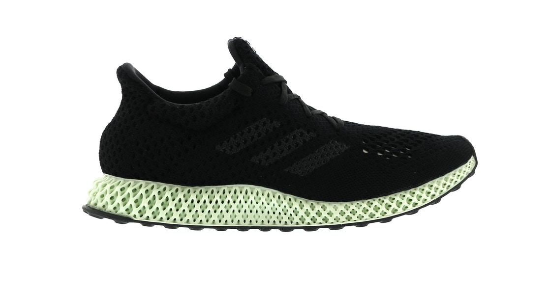 162b4de3812b adidas Futurecraft 4D Black - 00NA00