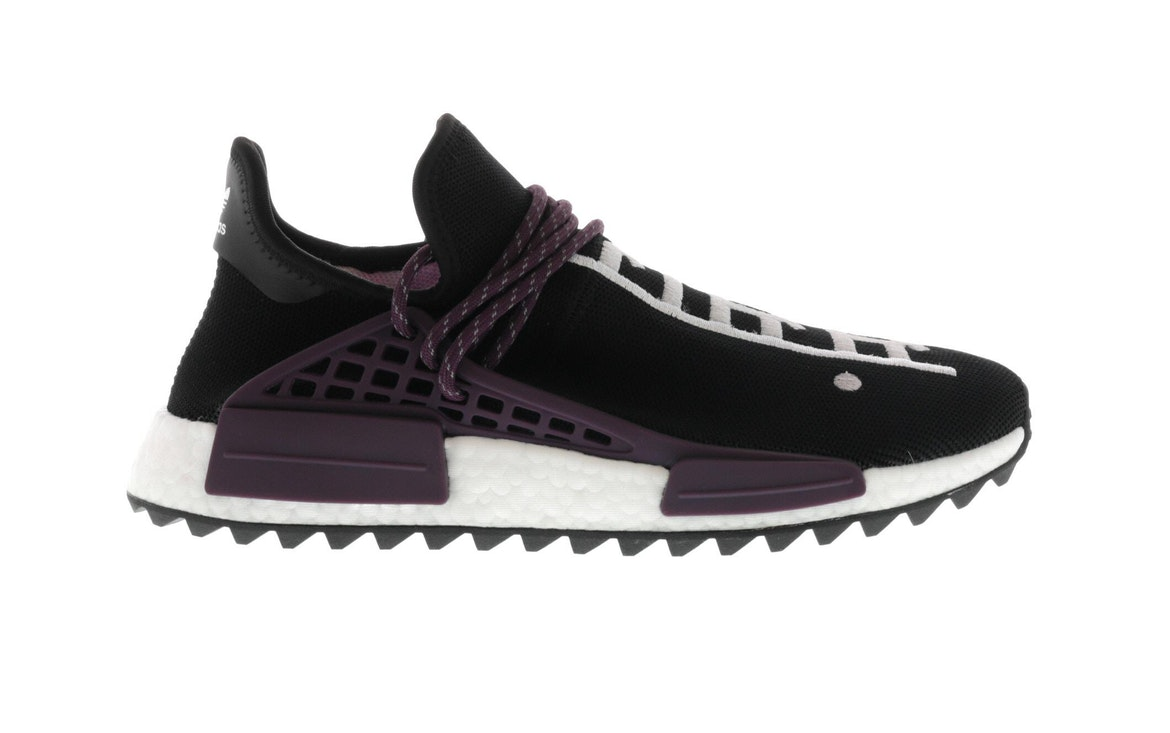 adidas Originals Human Race NMD Pharrell Holi Festival (Core Black)