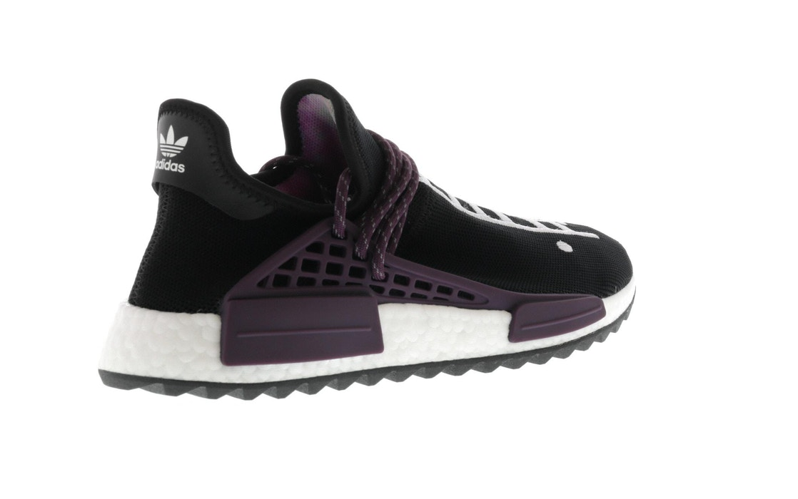 buy popular 088ad 33ef2 adidas Human Race NMD Pharrell Holi Festival (Core Black)