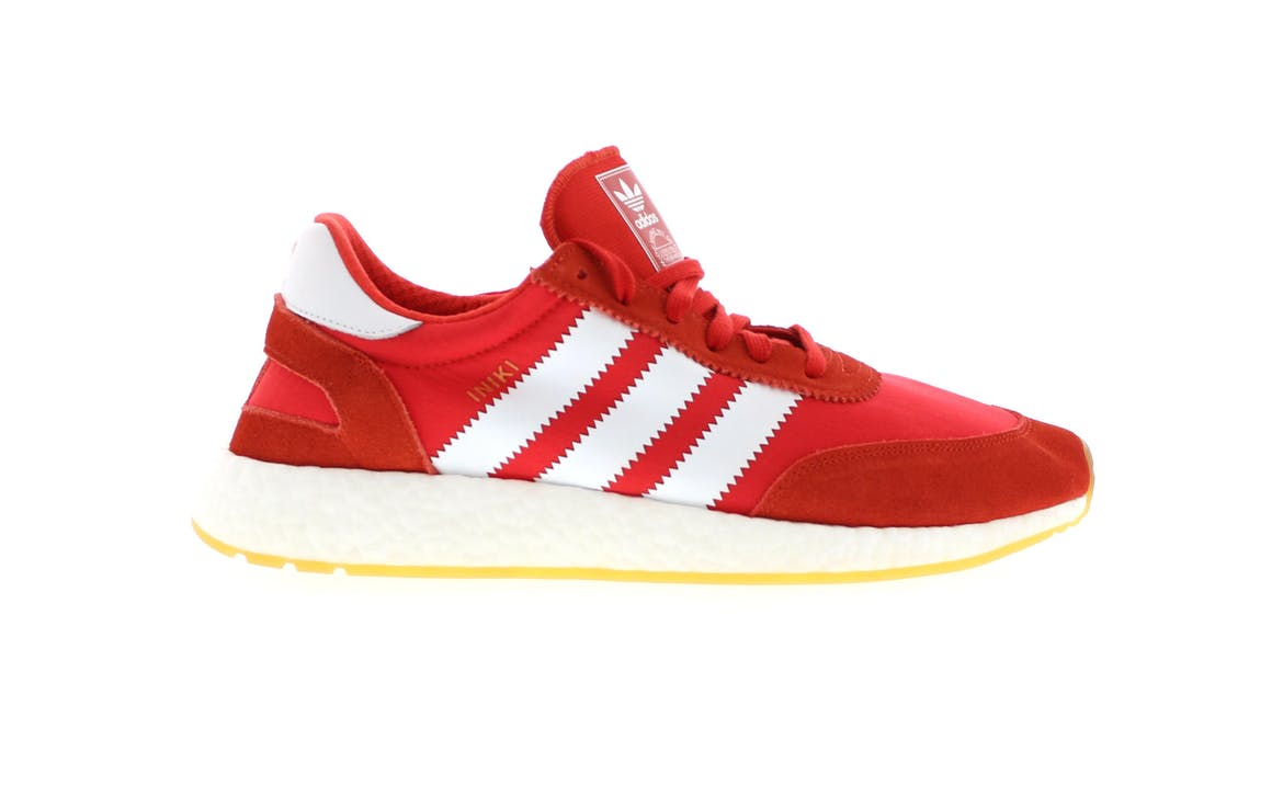 adidas Iniki Runner Red White Gum