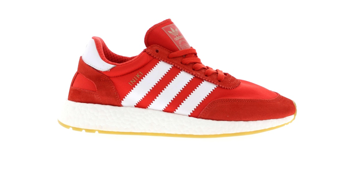 on sale 09992 56fa1 Sell. or Ask. Size  10. View All Bids. adidas Iniki Runner Red White