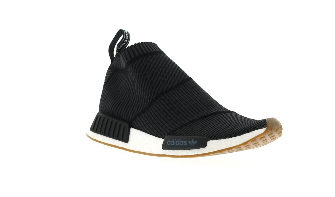 the best attitude f444b 269e3 adidas nmd city sock gum pack