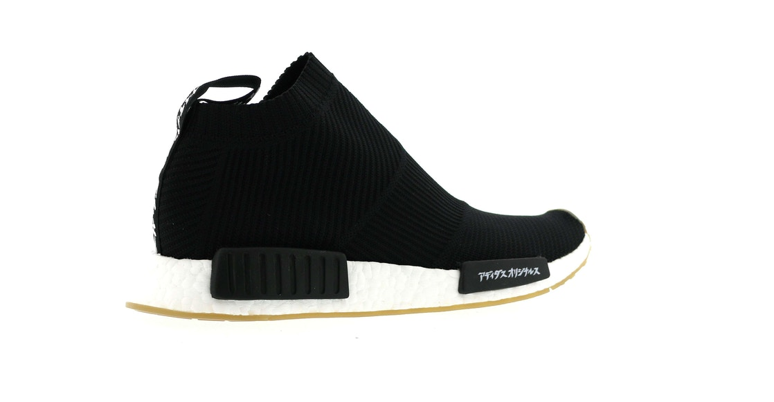 super popular cdcca 1c44b adidas NMD City Sock United Arrows MikiType