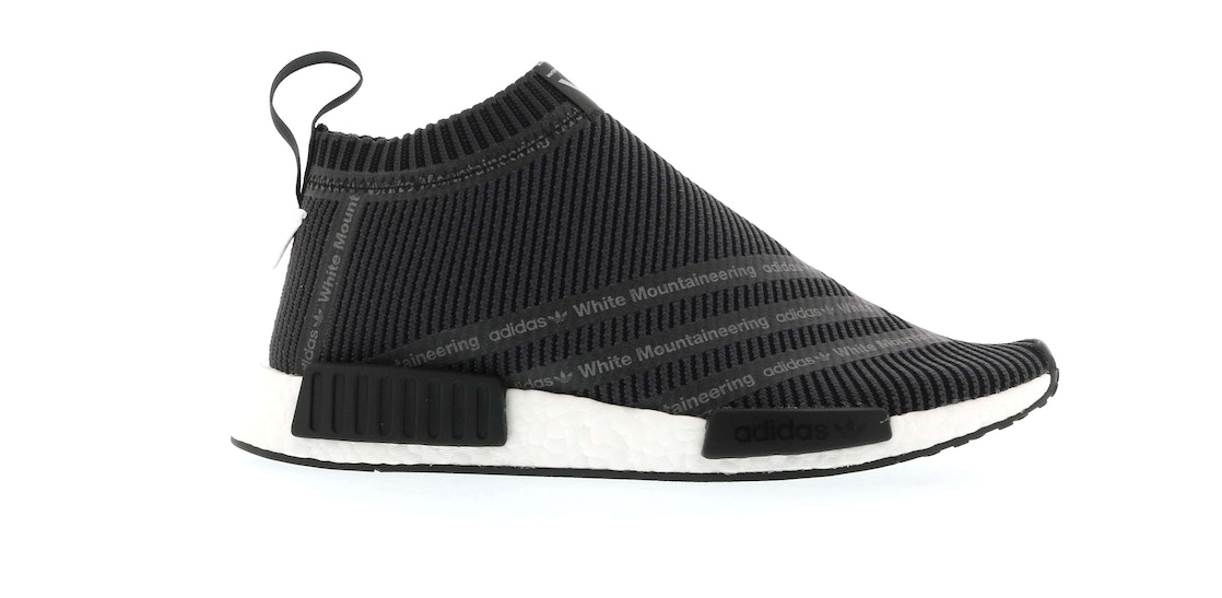3593d596320d9 Sell. or Ask. Size  12. View All Bids. adidas NMD City Sock White  Mountaineering