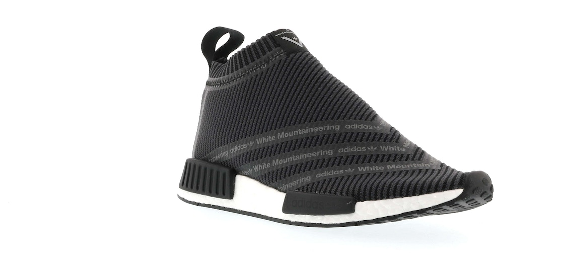 low price 57314 7563e adidas NMD City Sock White Mountaineering - S80529