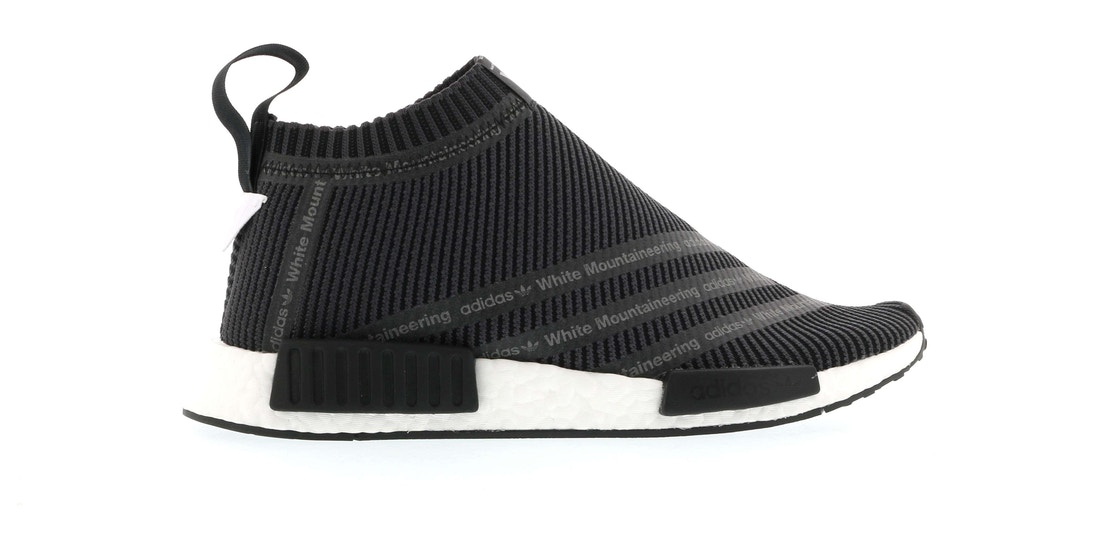 e0627824c adidas NMD City Sock White Mountaineering - S80529