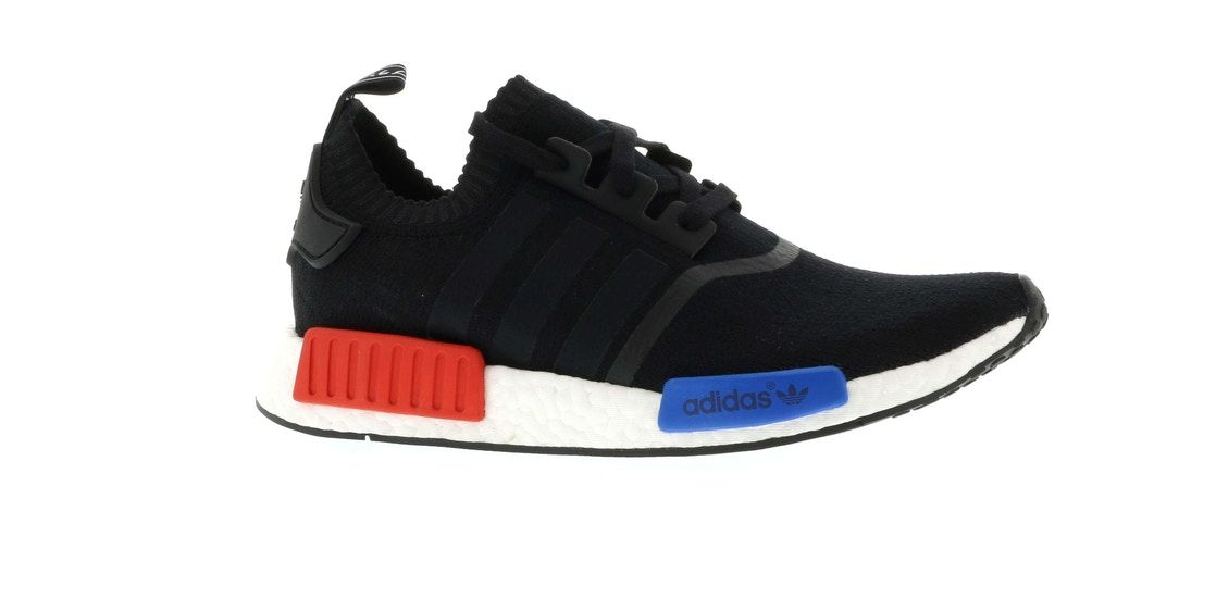 3d8108cff334a0 adidas NMD R1 Core Black Lush Red (2015 2017) - S79168