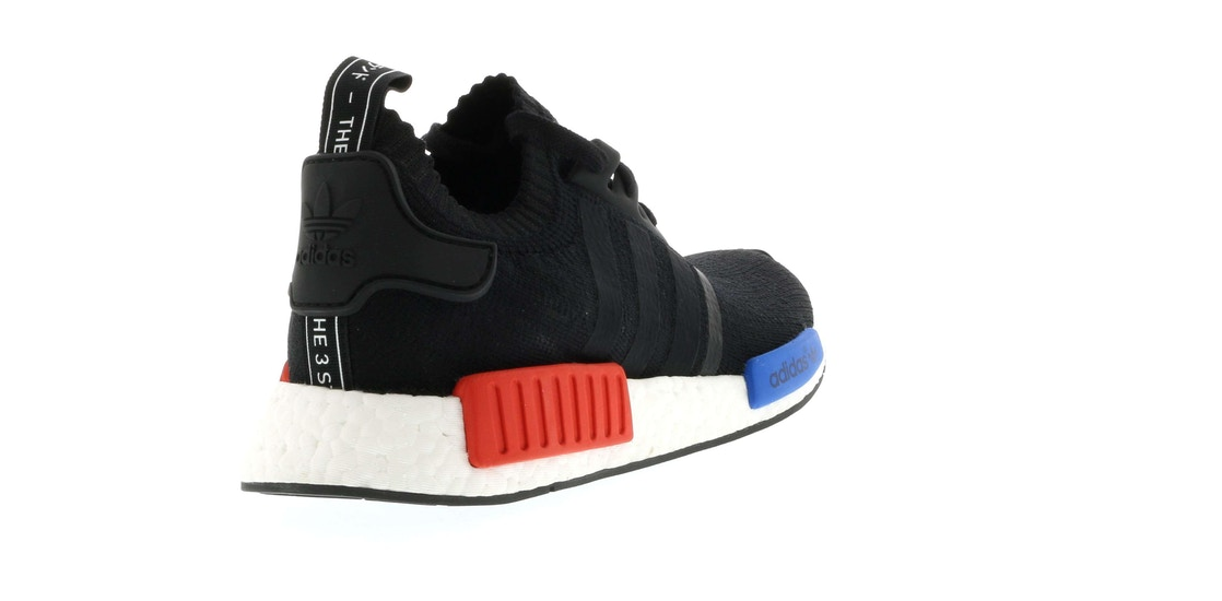 finest selection e9a9b 7c948 adidas NMD R1 Core Black Lush Red (20152017) - S79168