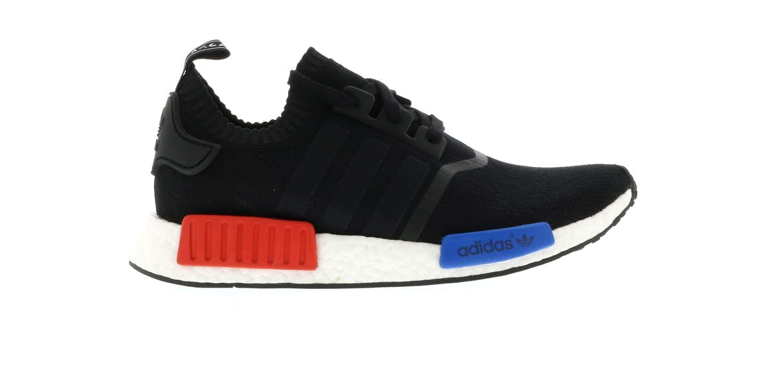 adidas nmd r1 core black lush red 2015 2017. Black Bedroom Furniture Sets. Home Design Ideas