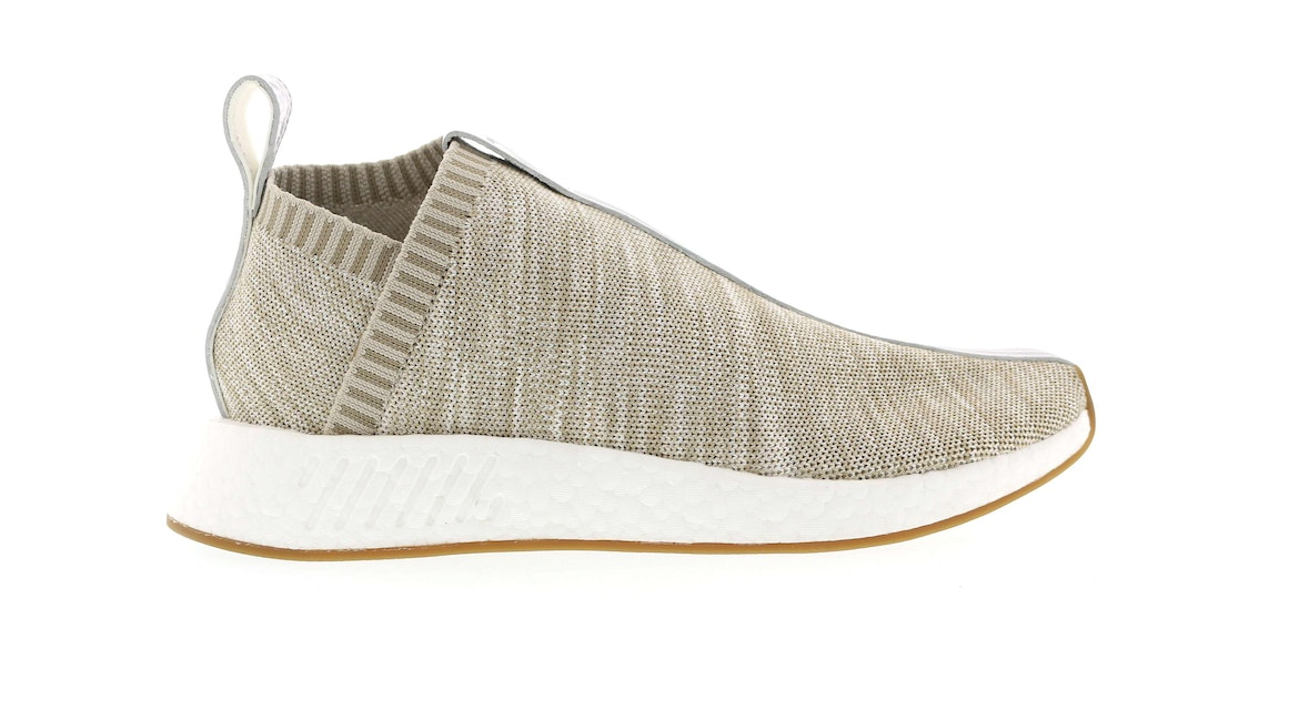 Adidas x Kith x Naked NMD CS2 BY2597 Sandstone Khaki Brand New 100% Authentic