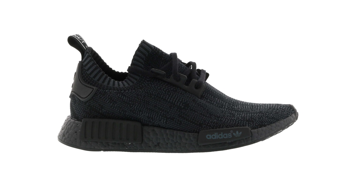 wholesale dealer ad726 fda0b adidas NMD R1 Friends and Family Pitch Black