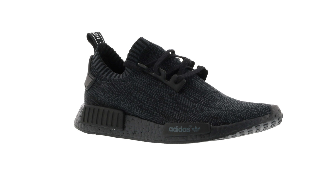 b41c49be8 adidas NMD R1 Friends and Family Pitch Black - S80489