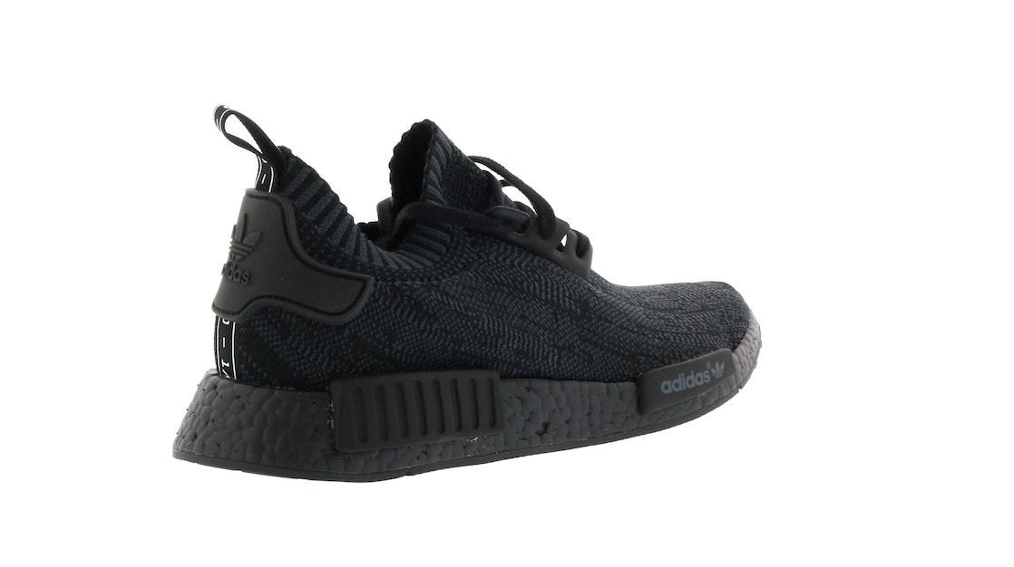 6b981b3a1 adidas NMD R1 Friends and Family Pitch Black - S80489