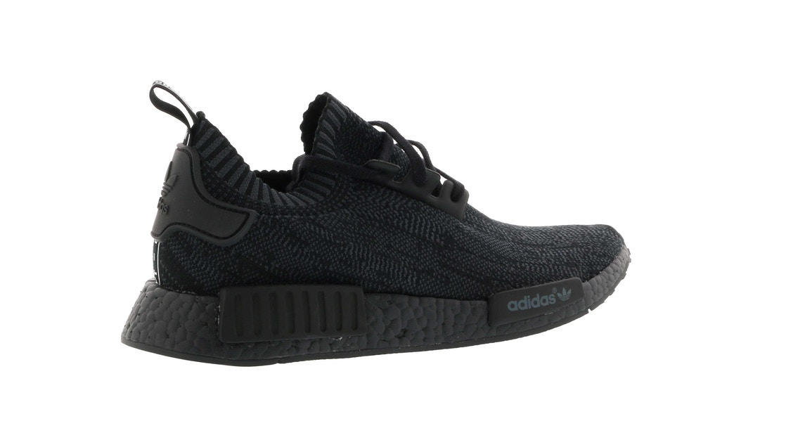 a55ef47bbdd33 adidas NMD R1 Friends and Family Pitch Black - S80489