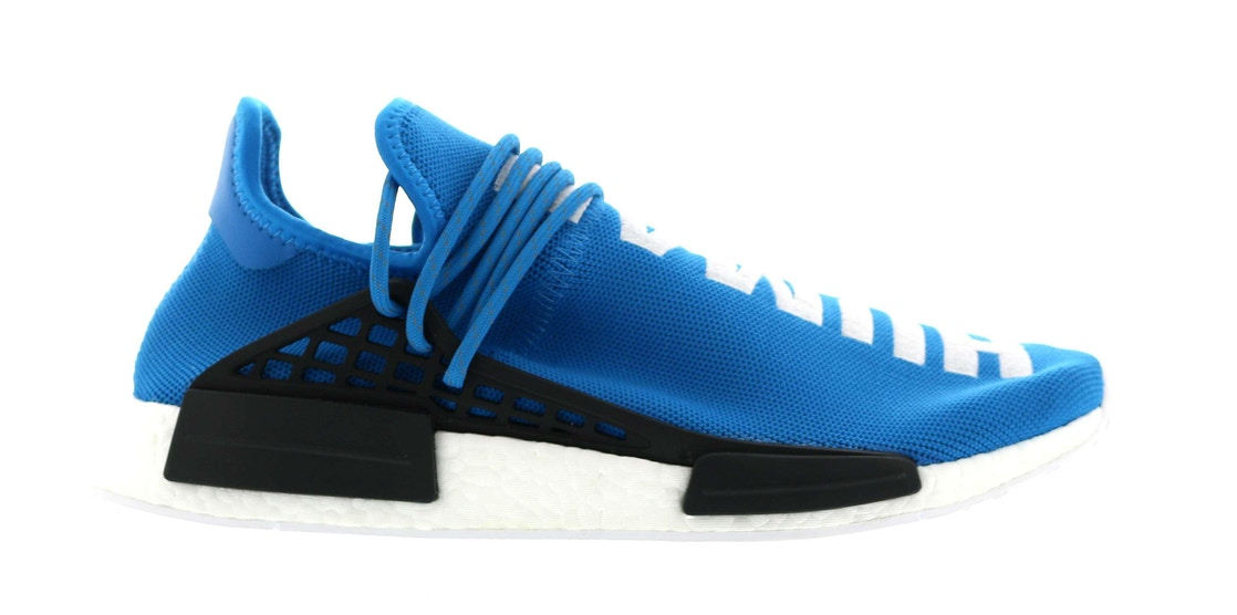 43bc5d78bb82f adidas NMD HU Pharrell Human Being Sharp Blue - BB0618