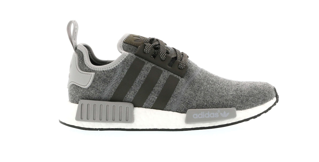 Sell. or Ask. Size  15. View All Bids. adidas NMD R1 Charcoal Wool 6a7c445fa