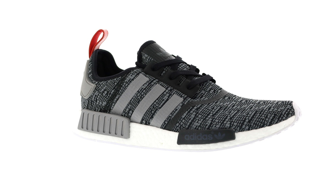 best service ba45f df533 adidas NMD R1 Glitch Core Black Camo - BB2884