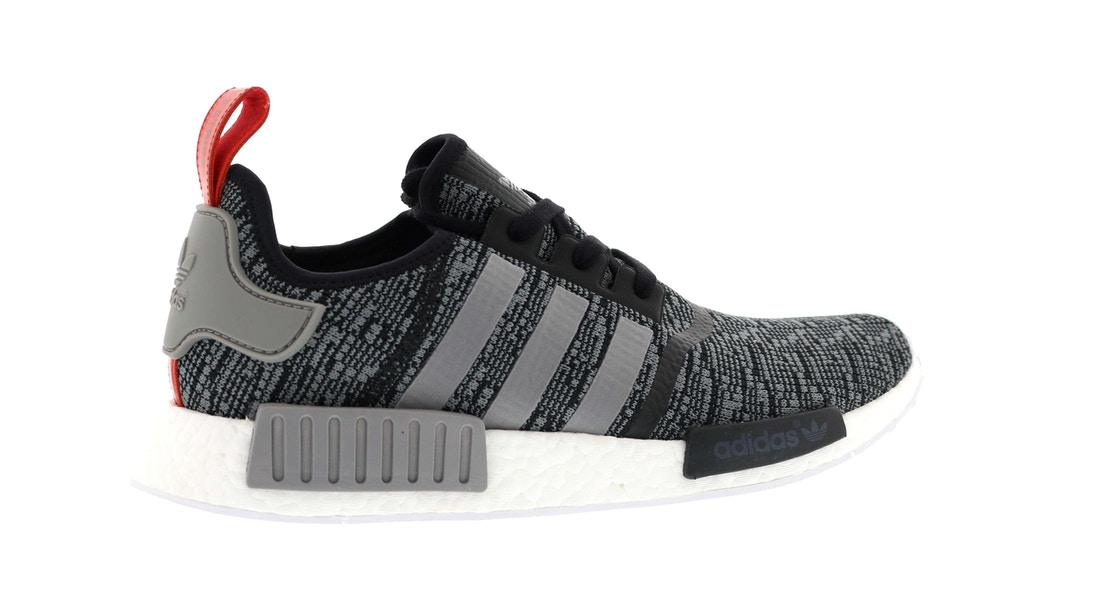 best service 0ff4f 419fe adidas NMD R1 Glitch Core Black Camo - BB2884