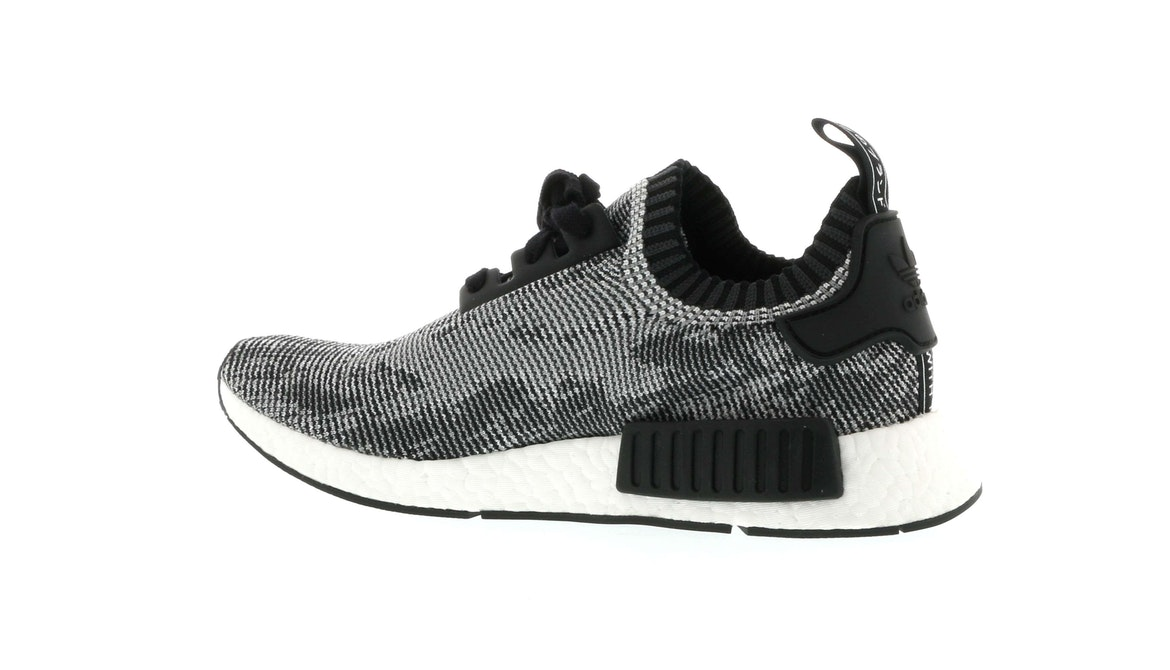 The adidas NMD R1 Primeknit Will Drop In This New Black And