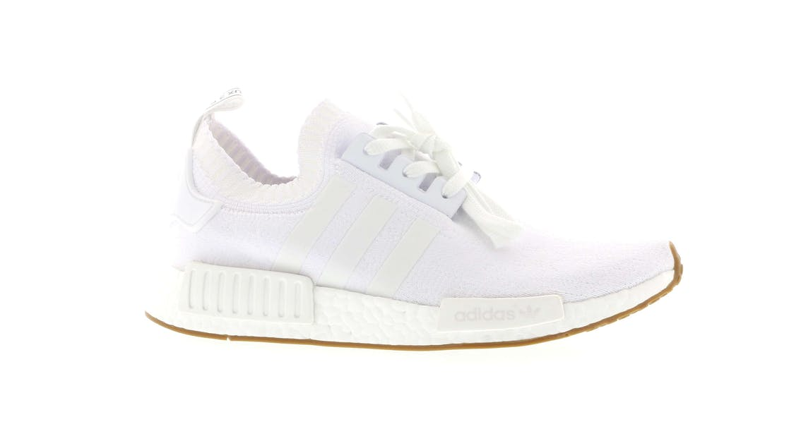 Womens Adidas NMD R1 White Rose Ice Pink Icy XR1 Yeezy Ultra