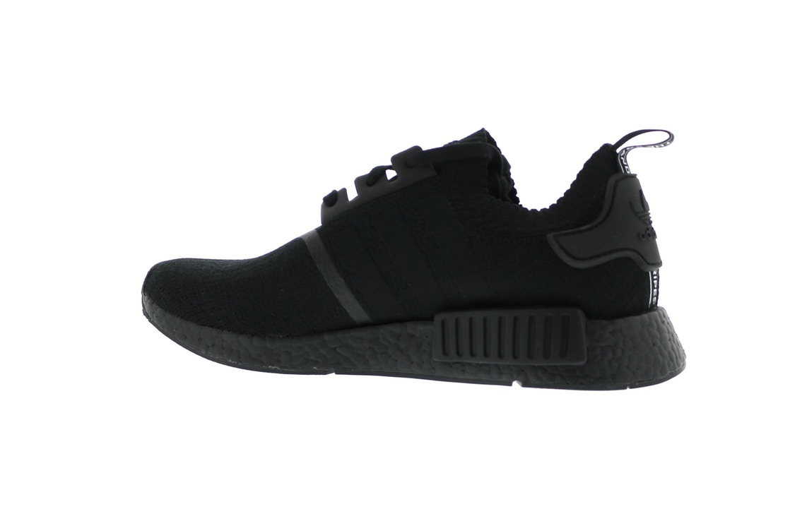sneakers for cheap f607a 20792 adidas NMD R1 Japan Triple Black